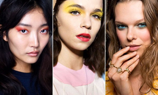 макияж глаз, модный макияж, макияж 2019