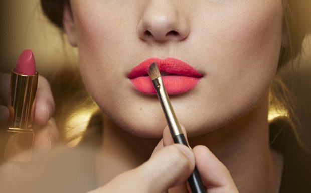 макияж губ, макияж 2019