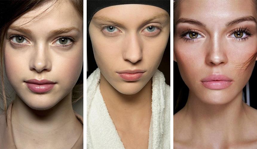 тон лица, макияж 2019