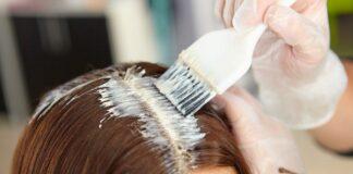 волосы, окрашивание, календарь