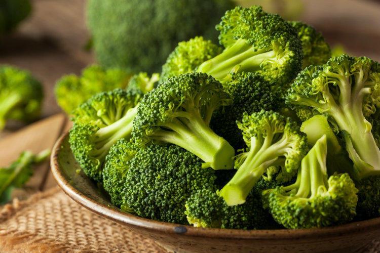 брокколи, низкокалорийные продукты