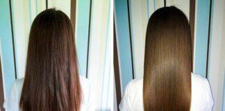 ламинирование волос, ламинирование желатином, ламинирование дома
