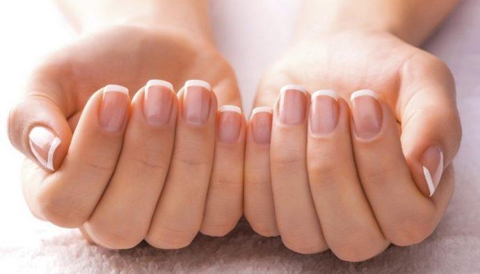 ломкость ногтей, ногти
