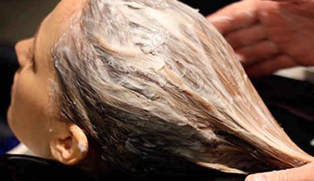 репейное масло, маска, волосы