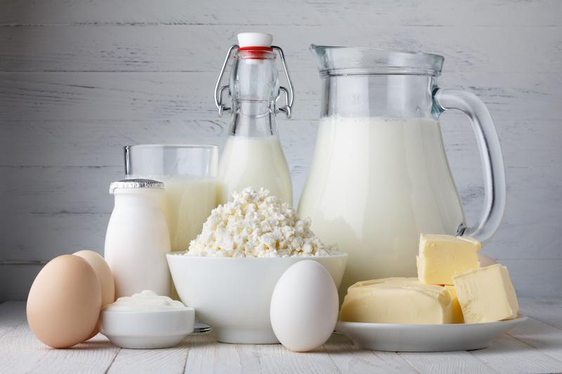 диета, молочные продукты
