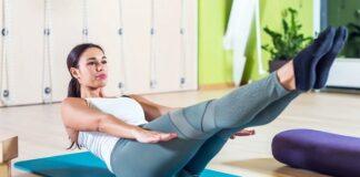 упражнения для похудения, упражнения для живота