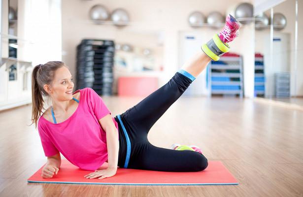 упражнения для ног, похудение в ногах