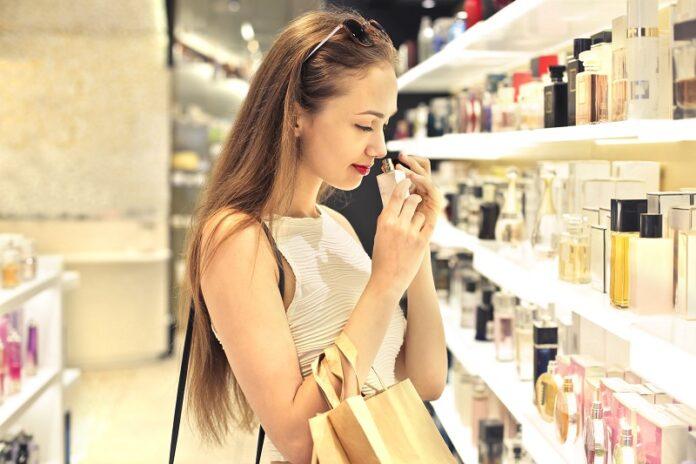 парфюм, выбор