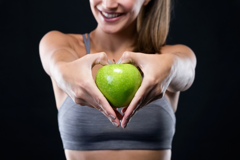 похудеть, питание
