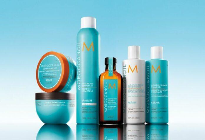 масло для волос Moroccanoil, Moroccanoil