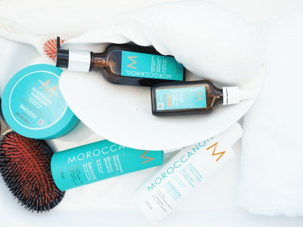 Moroccanoil, масло, волосы