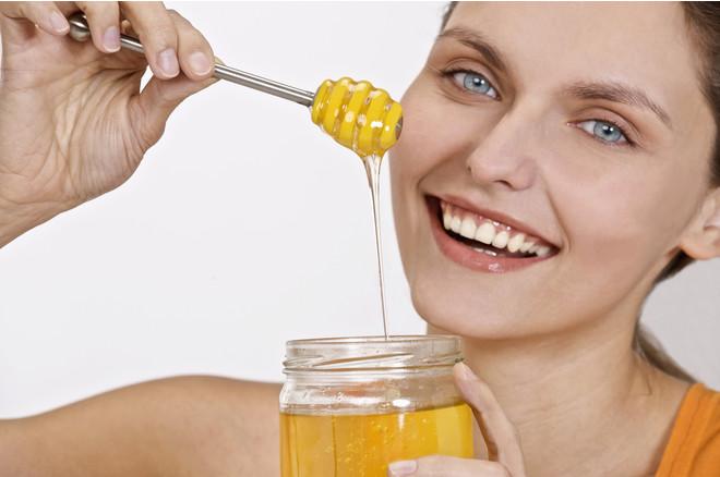 мед, косметология, лицо, прыщи