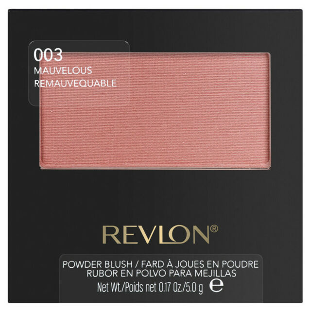 Revlon Powder Blush in Mauvelous