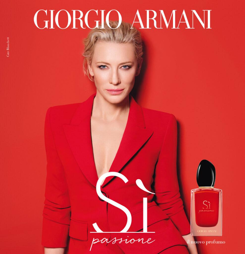 Sì Passione Giorgio Armani