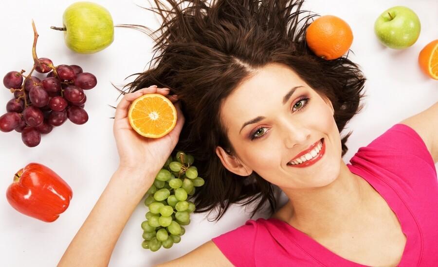 диета для здоровья для кожи