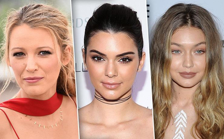 естественный макияж, модный макияж 2019