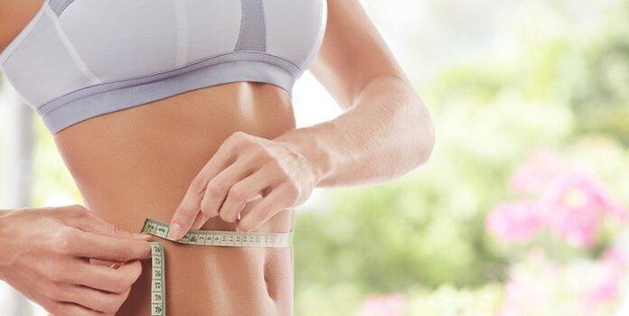 убрать жир на животе