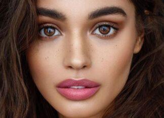 макияж 2019, модный макияж