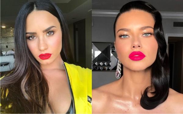 модный макияж весны 2019