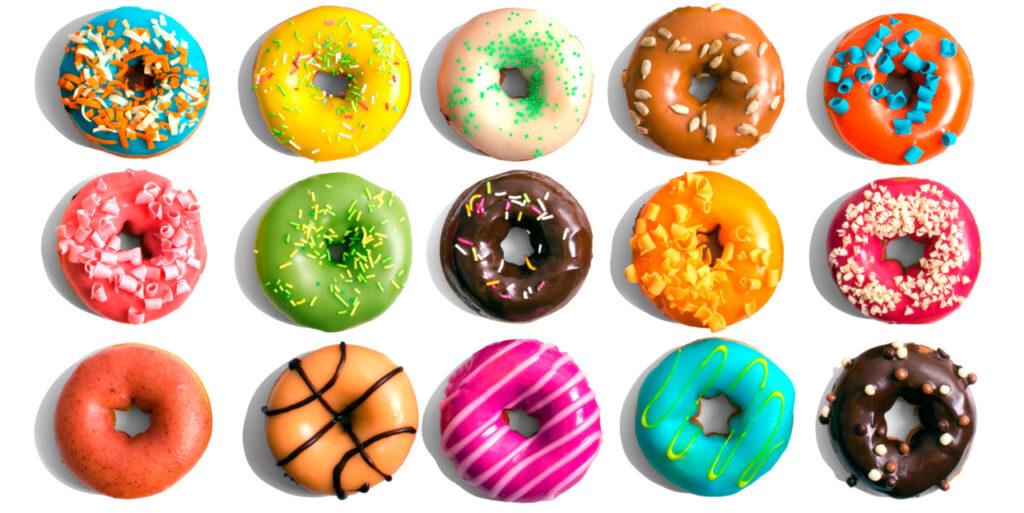 сладости, похудеть