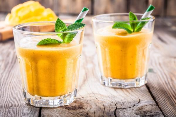 смузи, манго, похудеть