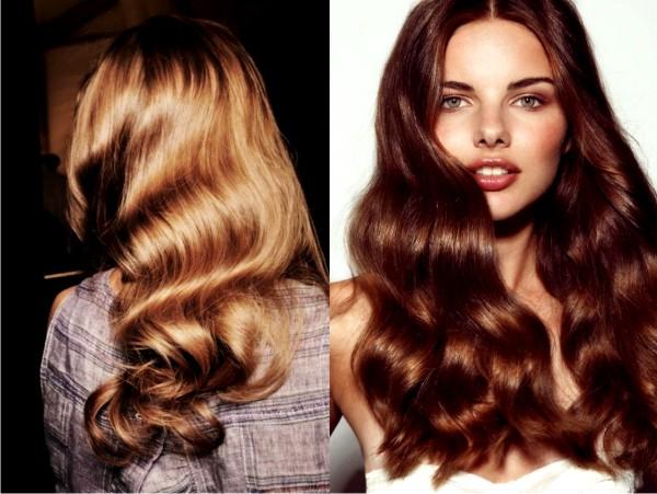 Что такое glossy hair?