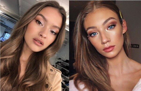 Как сделать легкий макияж на лето