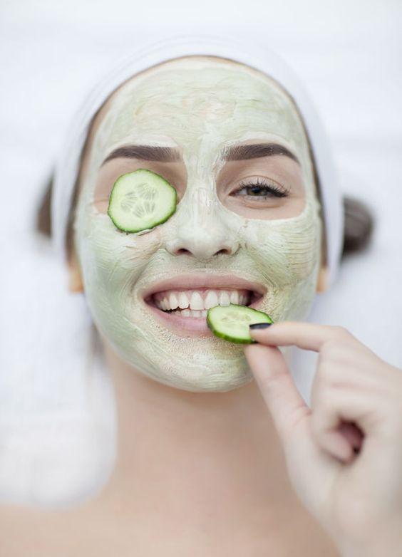 маски для кожи