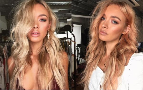 Модное окрашивание волос на лето 2019