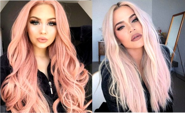 Модные оттенки волос летом 2019