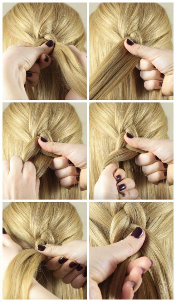 французская коса, волосы, прически, косы