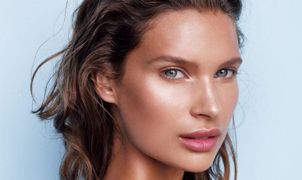 Тонирование кожи лица
