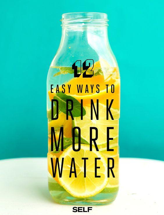 похудеть, вода, диета
