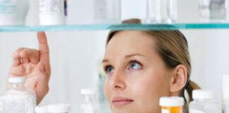 бьюти-средства, аптека