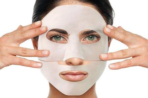 маска, лицо, средства, отпуск
