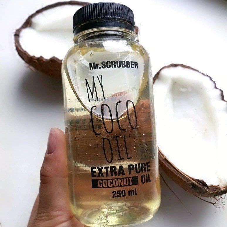 кокосовое масло, масло, волосы, масло для волос