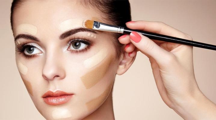 тенденции в макияже, модный макияж 2019