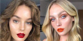 помады для губ, губы, макияж губ