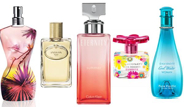 ароматы для лета