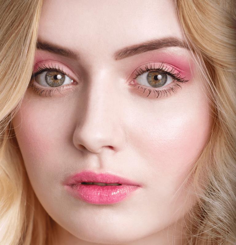 макияж осени 2019