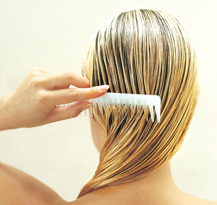 волосы быстро жирнеют