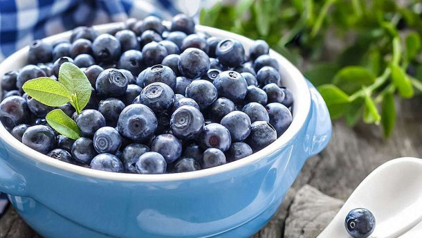 ягоды, лишний вес