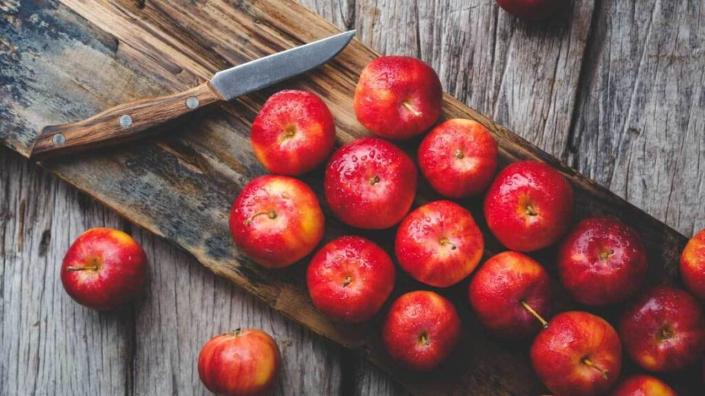 продукты для осеннего рациона