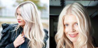 убрать желтизну с волос