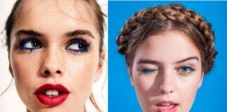 Модный макияж глаз осени 2019